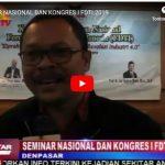Video : Seminar Nasional FDTI Di Bali 2019