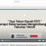Video : Dua Tahun Kiprah FDTI