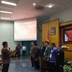 Selamat! Arsyad Thaha Pimpin Forum Dekan Teknik Indonesia Timur