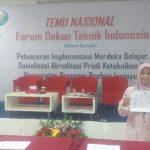 Merdeka Belajar Permendikbud, Dekan FT Unsa Ikut FDTI di Unhas