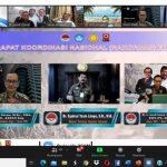 Hadir di Webinar dan Rakornas FDTI, Mentan Syahrul Yasin Limpo Ajak Perguruan Tinggi Kerja Sama
